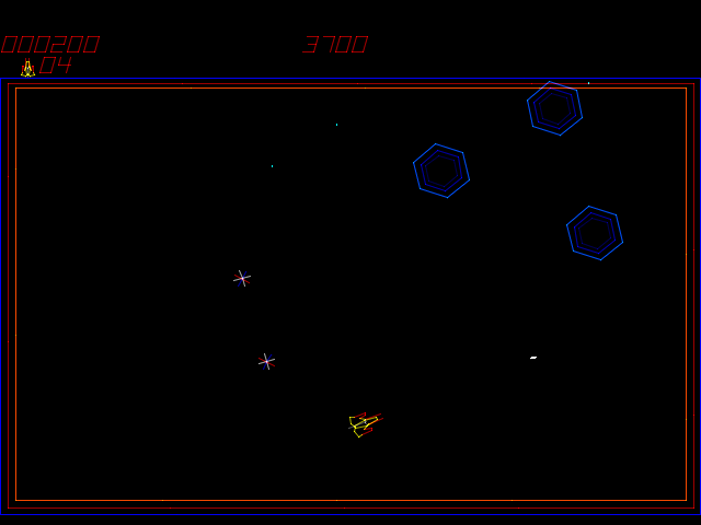 Zektor (revision B) Screenshot