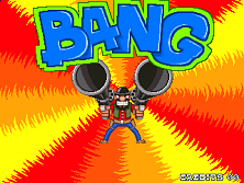 Bang! Title Screen