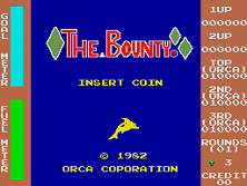 The Bounty Title Screen