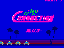 City Connection (set 1) Title Screen