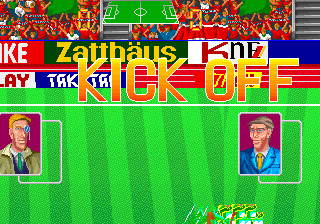 Football Champ (World) (bootleg) Title Screen