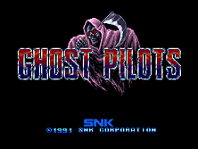 Ghost Pilots (NGM-020 ~ NGH-020) Title Screen