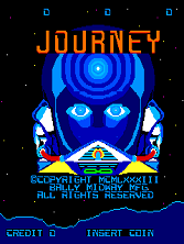 Journey Title Screen