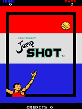Jump Shot Title Screen