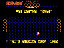 Kram (set 1) Title Screen
