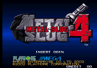 metal slug chd