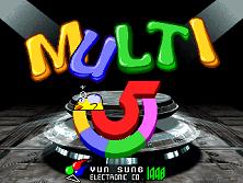 Multi 5 / New Multi Game 5