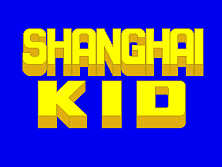 Shanghai Kid Title Screen