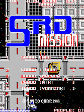 S.R.D. Mission Title Screen