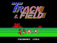 Track and Field   1983 Arcade Classic Game   Arcader.com