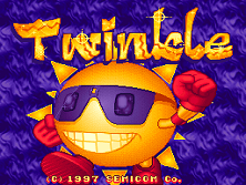 Twinkle Title Screen