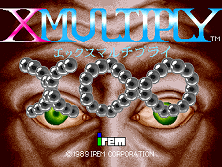X Multiply (World, M81) Title Screen