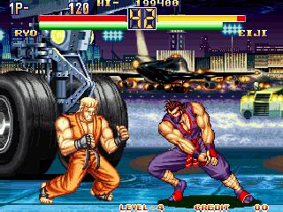 Art Of Fighting 2 Ryuuko No Ken 2 Set 1 Rom Neogeo Roms