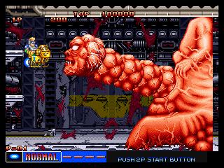 Votre avis sur la première génération de jeux Neo Geo (1990 - 1991) - Page 4 Cyberlip002