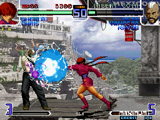 kof 2002 magic plus 2 neo geo gratuit