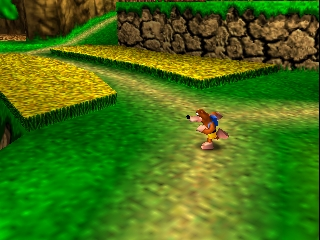 Banjo-Kazooie (Europe) (En,Fr,De) In game screenshot