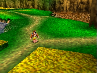 Banjo-Kazooie (USA) In game screenshot