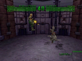 Bio F.R.E.A.K.S. (Europe) In game screenshot