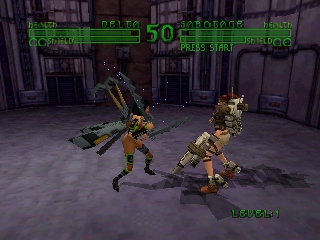 Bio F.R.E.A.K.S. (USA) In game screenshot