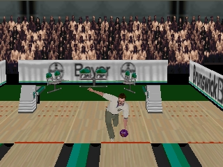Brunswick Circuit Pro Bowling (USA) In game screenshot