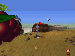 Bug's Life, A (Europe) In game screenshot