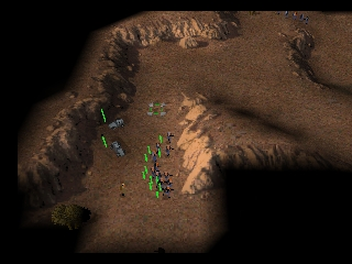Command & Conquer (USA) In game screenshot