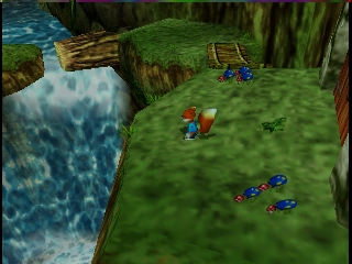 Conker's Bad Fur Day (Europe) In game screenshot