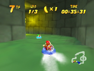 Diddy Kong Racing (Japan) In game screenshot