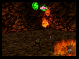 Donkey Kong 64 (USA) (Kiosk Demo) In game screenshot