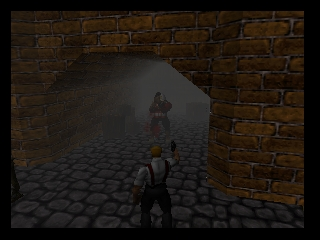 Duke Nukem - Zero Hour (USA) In game screenshot
