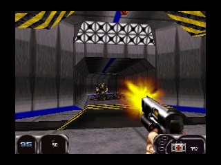 Duke Nukem 64 (USA) In game screenshot