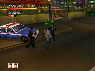 Fighting Force 64 (Europe) In game screenshot