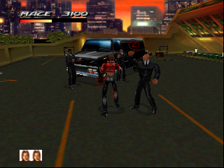 Fighting Force 64 (USA) In game screenshot