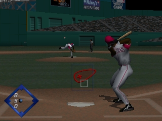 Ken Griffey Jr.'s Slugfest (USA) In game screenshot