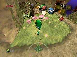 Legend of Zelda, The - Majora's Mask (USA) ROM < N64 ROMs