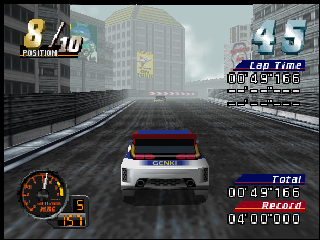 MRC - Multi Racing Championship (USA) In game screenshot