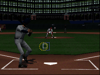 15b07ff833 Major League Baseball featuring Ken Griffey Jr. (USA) In game screenshot