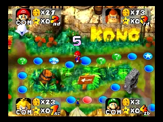 Mario Party (Europe) (En,Fr,De) ROM < N64 ROMs | Emuparadise