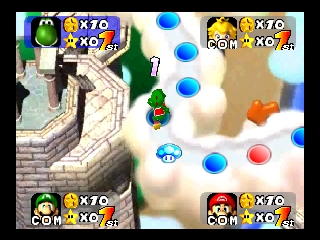 Mario Party (Japan) In game screenshot