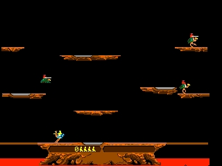 Midway's Greatest Arcade Hits Vol. 1 (USA) In game screenshot