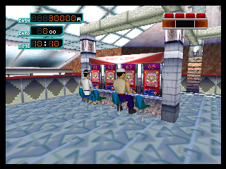 Pachinko 365 Nichi (Japan) In game screenshot