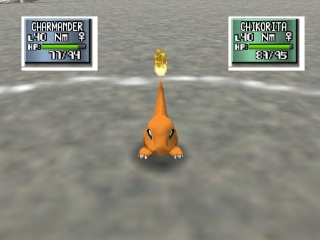 Pokemon Stadium 2 (USA) In game screenshot