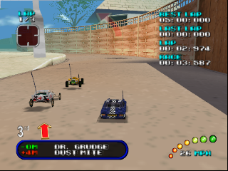 Re-Volt (USA) In game screenshot