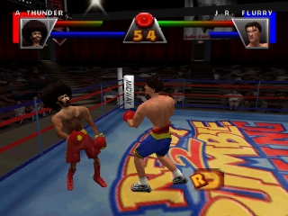 Ready 2 Rumble Boxing (Europe) (En,Fr,De) In game screenshot