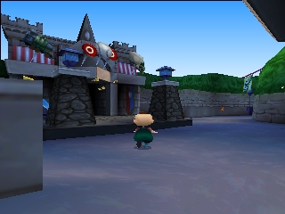 Rugrats in Paris - The Movie (Europe) In game screenshot