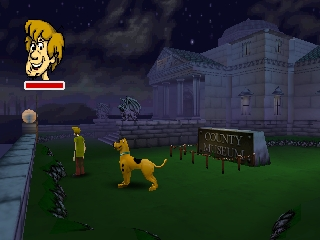 Scooby-Doo! - Classic Creep Capers (USA) In game screenshot