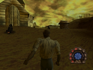 Shadow Man (Germany) In game screenshot