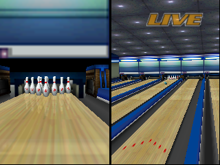 Super Bowling (Japan) In game screenshot