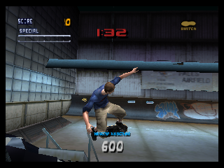 Tony Hawk's Pro Skater 2 (Europe) In game screenshot