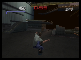 Tony Hawk's Pro Skater 3 (USA) In game screenshot